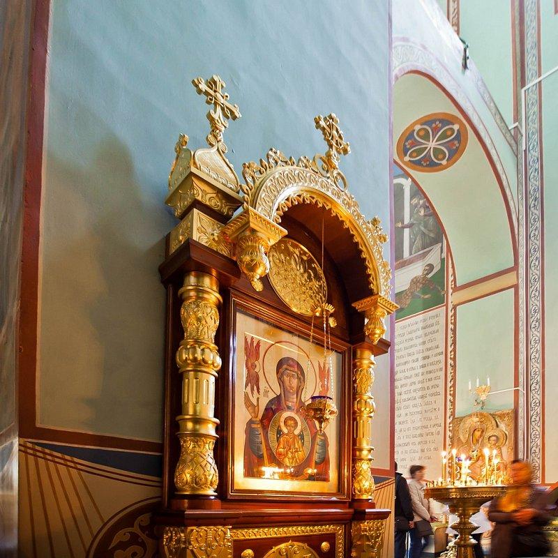 Успенский Собор во Владимире Строительство архитектор дата постройки год описание интересные факты как работает как добраться