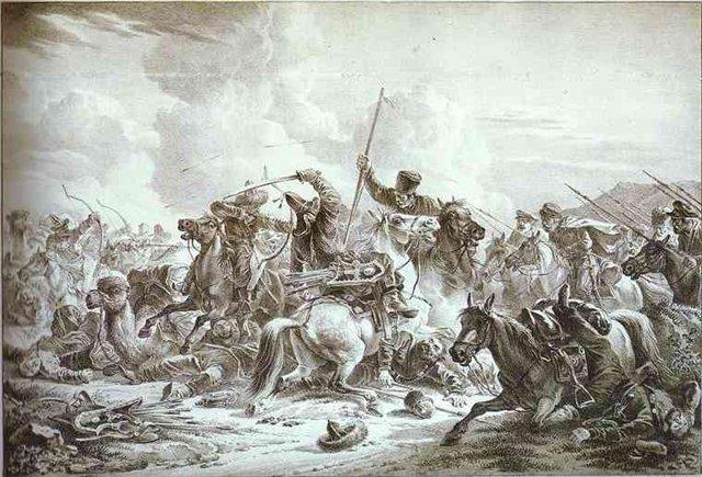 Итальянский поход Суворова