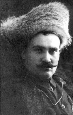 Григорий Михайлович Семенов