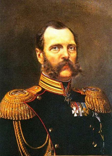 Александр второй отменил крепостное право в России