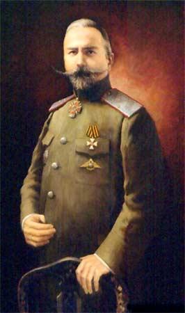 Евгений Карлович Миллер