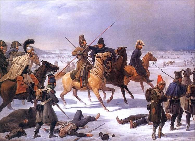 """Значение """"Наполеоновских Войн"""" в истории России"""