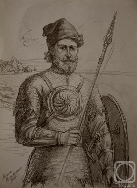 Иван Юрьевич Москвитин