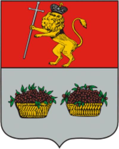 Юрьев – Польский герб
