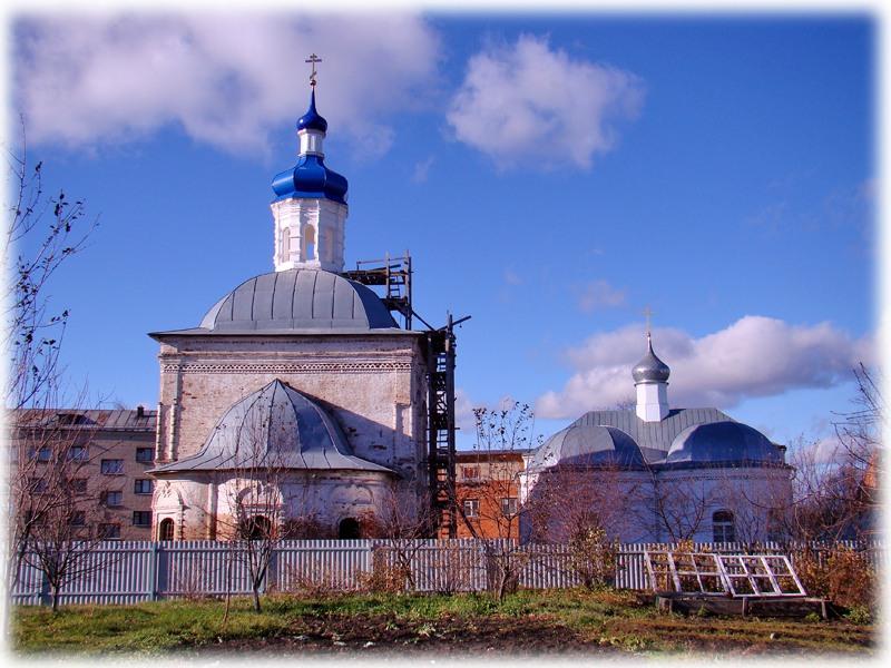 Свято-Введенский Никоновский мужской монастырь