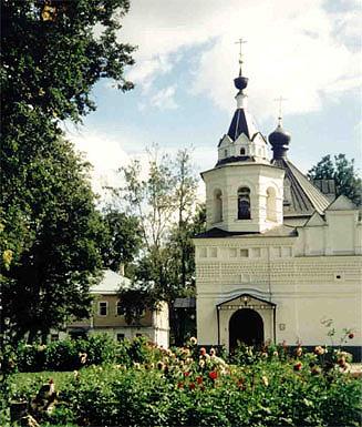 Троицкий Стефано-Махрищский женский монастырь