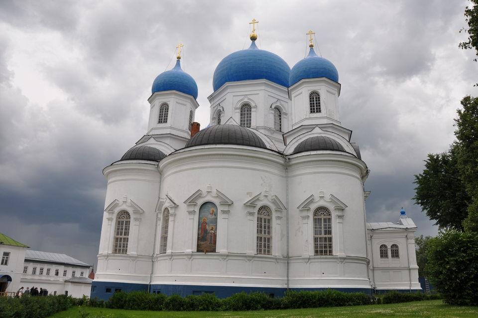 Свято-Боголюбов Женский монастырь