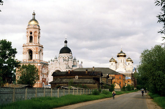 Город Тверь