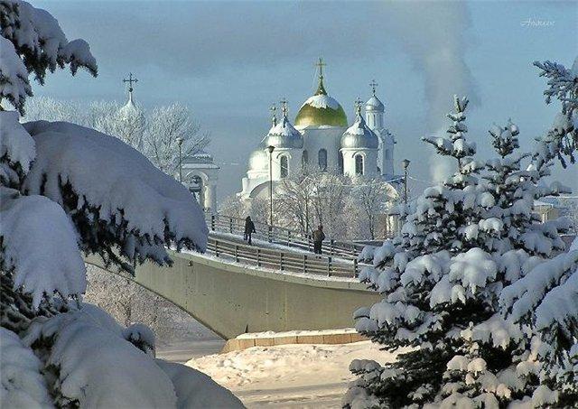 фотографии Великого Новгорода