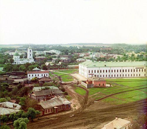 Фото Рязани 1912 год