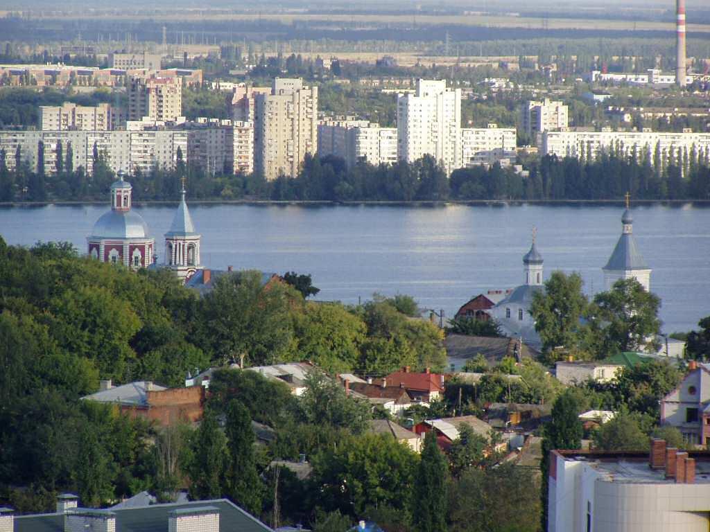 Фотографии Воронежа