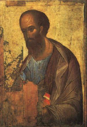 Иконы Даниила Черного