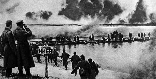 Сражение Великой Отечественной Войны: Битва за Днепр