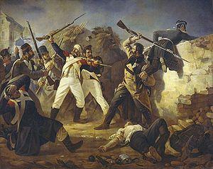 Леонтий Коренной картина Бабаева