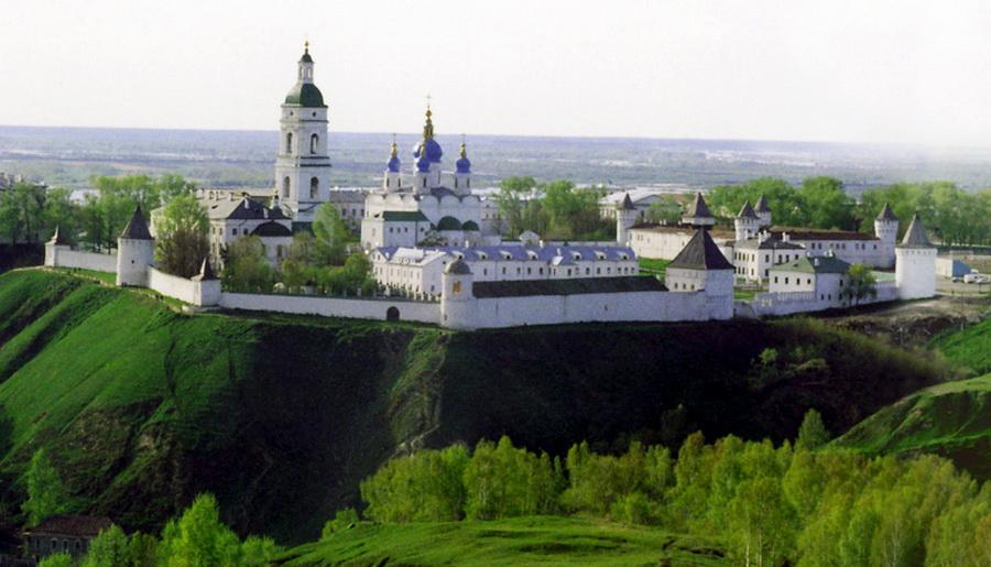 Тобольский Кремль фото