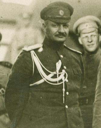 Иван Павлович Романовский