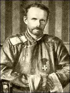 Роман Федорович фон Унгерн-Штернберг