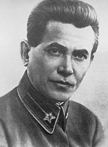 Николай Иванович Ежов