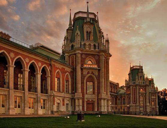 музей-заповедник «Царицыно» фото