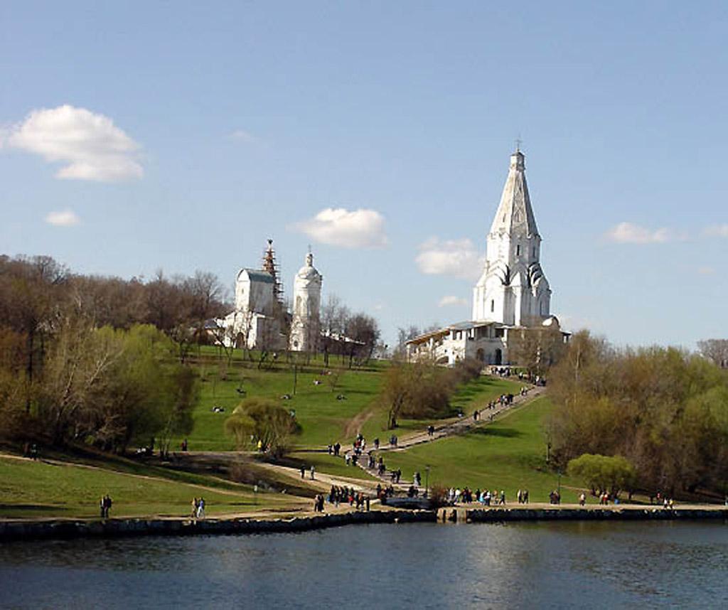 Музей-заповедник «Коломенское» фото