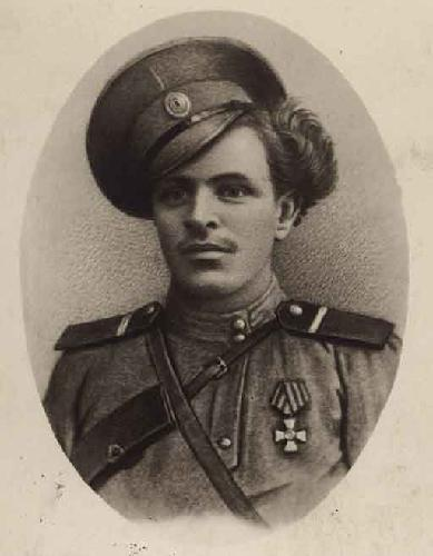 Козьма Крючков фото