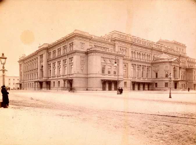 Санкт-Петербургская Консерватория