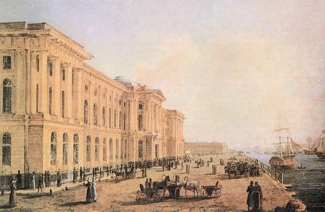 Академия художеств 19 век
