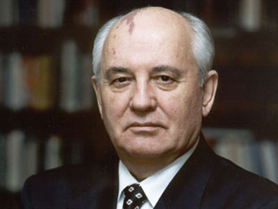 Михаил Сергеевич Горбачев фото