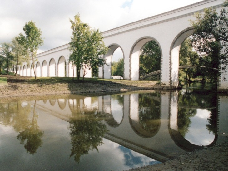 Ростокинский акведук фото