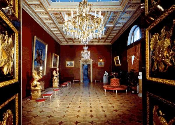 Юсуповский дворец фото