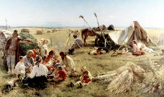 русское крестьянство