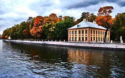 Летний дворец Петра I фото