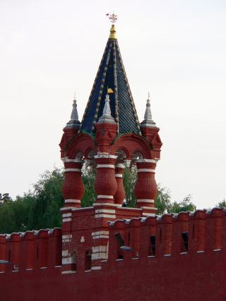 Царская башня фото