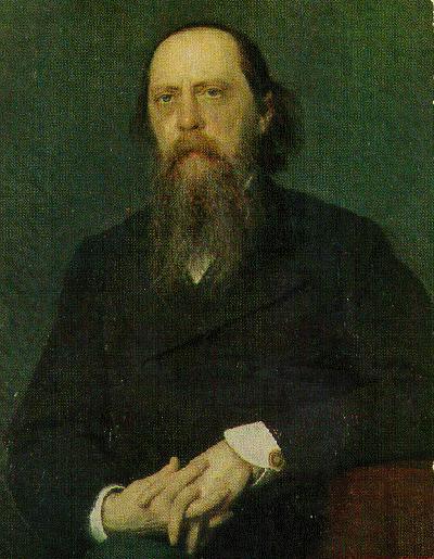 Салтыков-Щедрин Биография