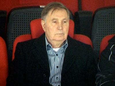 Виктор Тихонов хоккеист