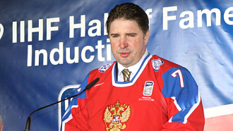 Хоккеист Алексей Касатонов фото