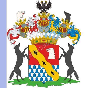 Герб купцов Строгановых
