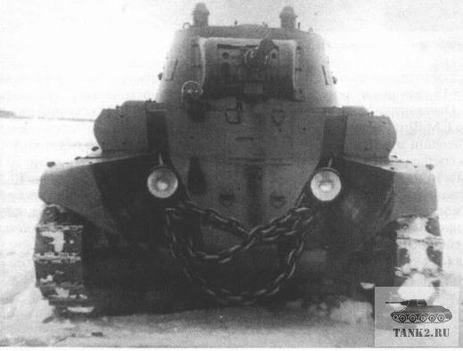 Танк ОТ-7