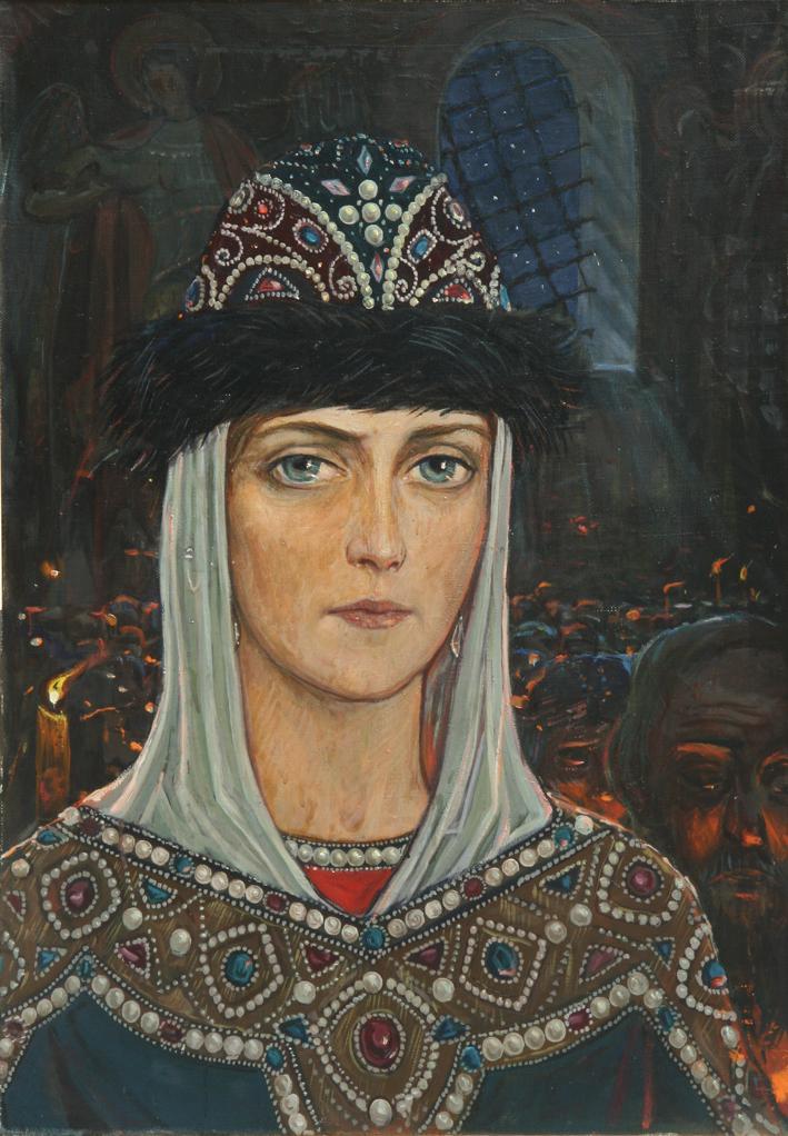 Евдокия Дмитриевна