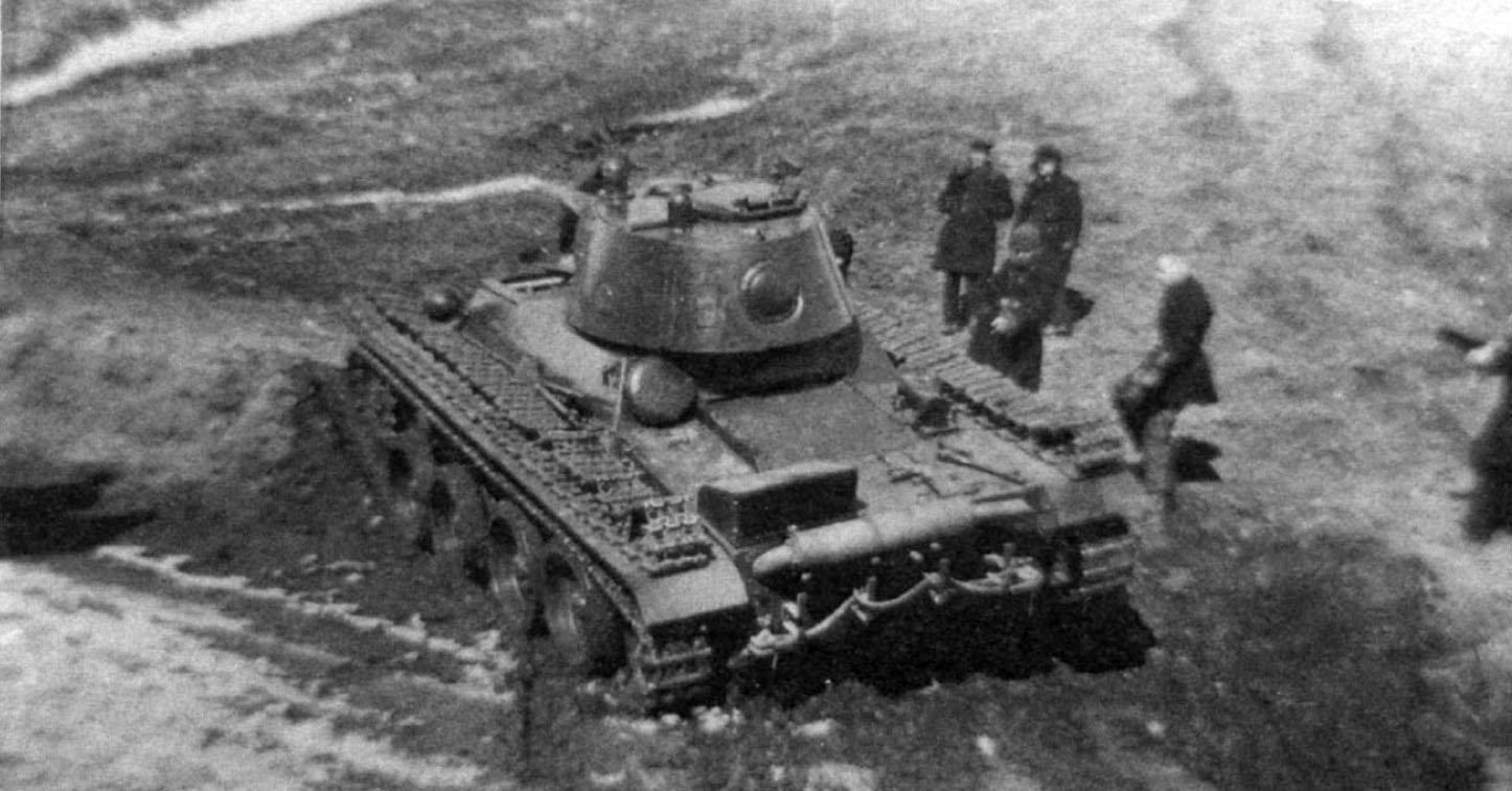 Танк Т-25