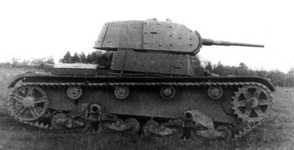 Танк т-134