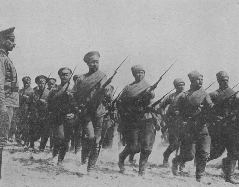 Июньское наступление 1917 года