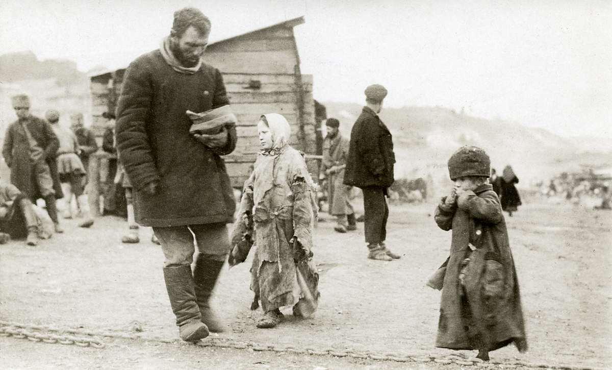 Последствия Гражданской войны в России