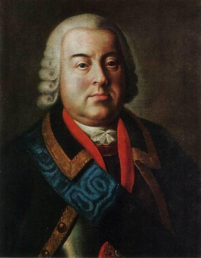 Бутурлин Александр Борисович портрет