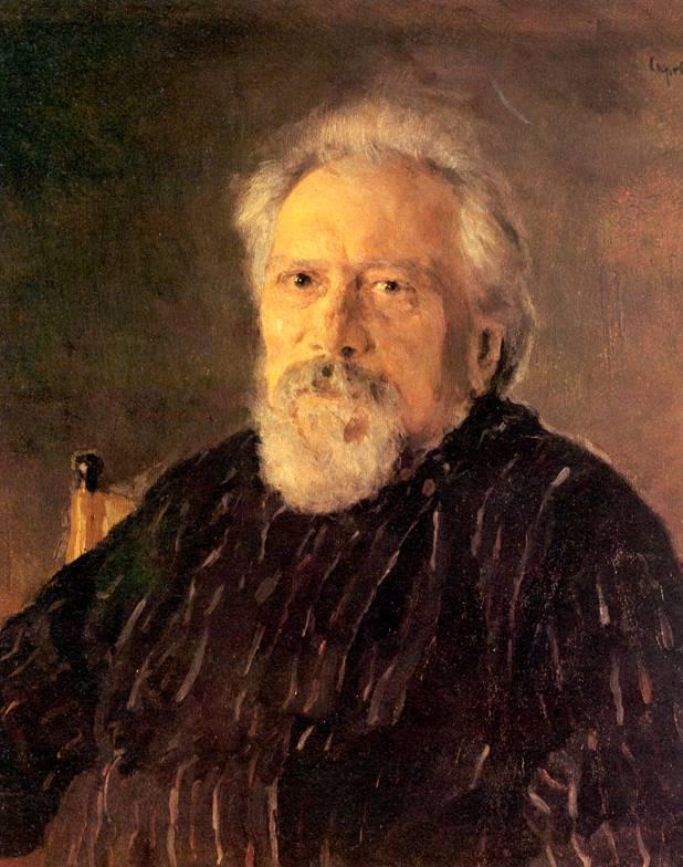 Портрет Лескова
