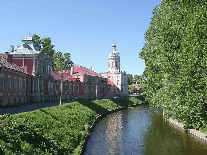 Александро-Невская лавра фото