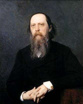 Портрет Салтыкова-Щедрина