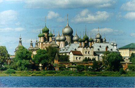 Ростов Великий фото