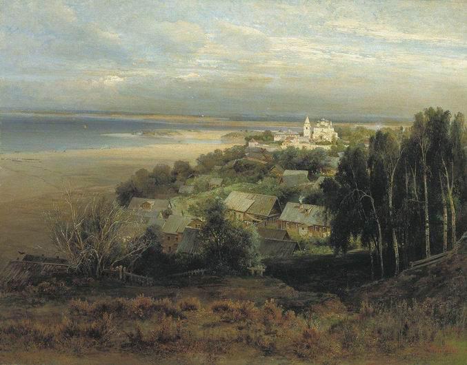 Печерский монастырь под Нижним Новгородом