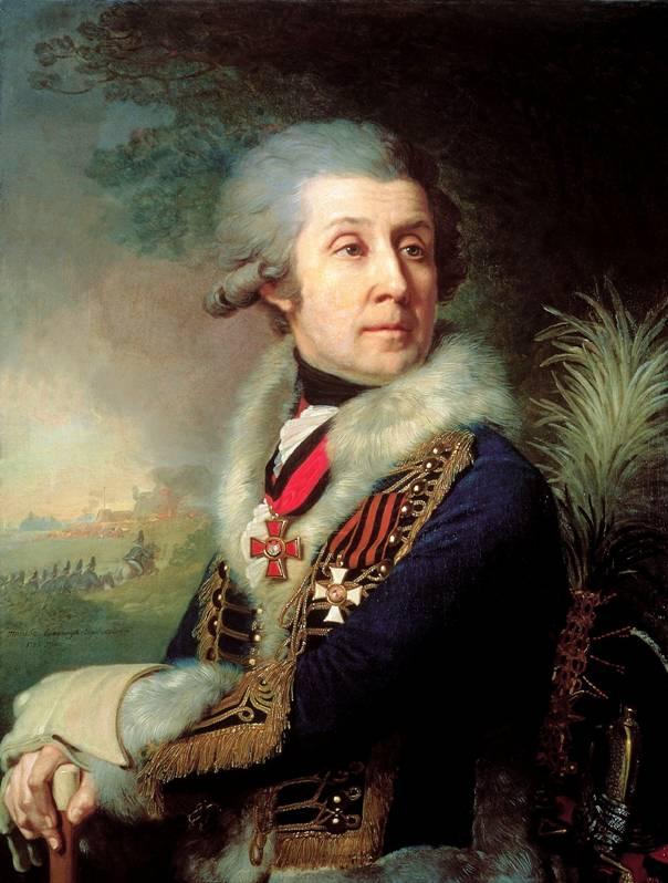 Портрет генерал-майора Боровского